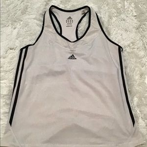 Women's Adidas Athletic Tank With Support